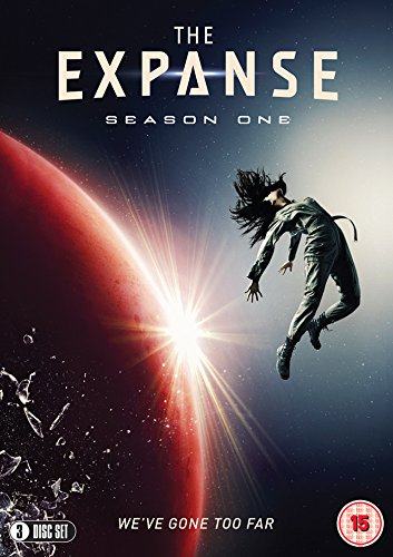 The Expanse - Sesong 1 (UK-import) (DVD)