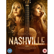 Nashville - The Complete Series (UK-import) (DVD)