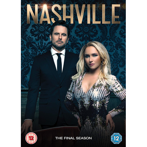 Nashville - Sesong 6 (UK-import) (DVD)