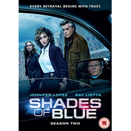 Shades Of Blue - Sesong 2 (UK-import) (DVD)
