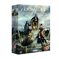 Versailles - Sesong 1-3 (UK-import) (DVD)