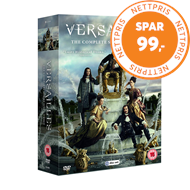 Produktbilde for Versailles - Sesong 1-3 (UK-import) (DVD)