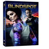 Blindspot - Sesong 3 (UK-import) (DVD)