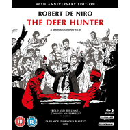 Hjortejegeren / The Deer Hunter - 40th Anniversary Edition (UK-import) (4K Ultra HD + Blu-ray)