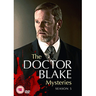 Produktbilde for The Doctor Blake Mysteries: Series 5 (UK-import) (DVD)