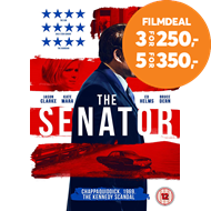 Produktbilde for The Senator (UK-import) (DVD)