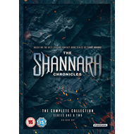 The Shannara Chronicles - Sesong 1-2 (UK-import) (DVD)