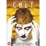 American Horror Story - Sesong 7: Cult (UK-import) (DVD)