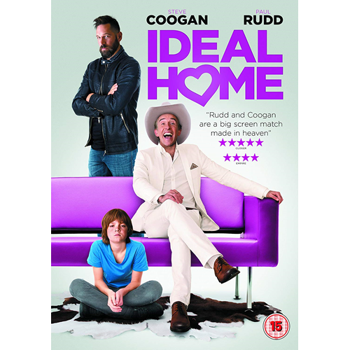 Ideal Home (UK-import) (DVD)