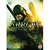 Arrow - Sesong 1-6 (UK-import) (DVD)