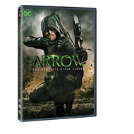 Arrow - Sesong 6 (UK-import) (DVD)