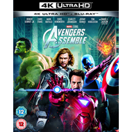 Avengers 1 (UK-import) (4K Ultra HD + Blu-ray)