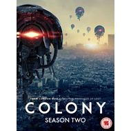 Colony - Sesong 2 (UK-import) (DVD)