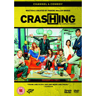 Crashing - The Complete Series (UK-import) (DVD)
