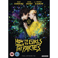 How To Talk To Girls At Parties (UK-import) (DVD)