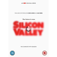 Silicon Valley - Sesong 5 (UK-import) (DVD)