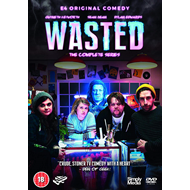 Wasted - The Complete Series (UK-import) (DVD)