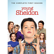 Young Sheldon - Sesong 1 (UK-import) (DVD)