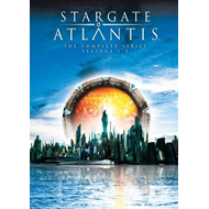 Stargate Atlantis - The Complete Series (DK-import) (DVD)