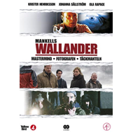 Wallander Vol. 3 (DVD)