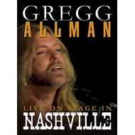 Gregg Allman - Live On Stage In Nashville (DVD)
