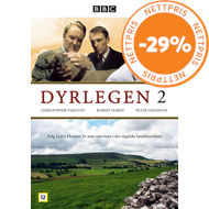 Produktbilde for All Creatures Great And Small / Dyrlegen - Sesong 2 (DVD)