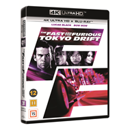 The Fast And The Furious: Tokyo Drift (4K Ultra HD + Blu-ray)
