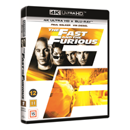 Produktbilde for The Fast And The Furious (4K Ultra HD + Blu-ray)
