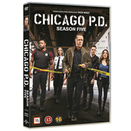 Chicago P.D. - Sesong 5 (DVD)