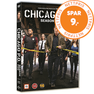 Produktbilde for Chicago P.D. - Sesong 5 (DVD)