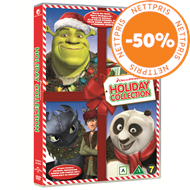 Produktbilde for Dreamworks Holiday Collection (DVD)