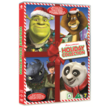 Dreamworks Holiday Collection (DVD)