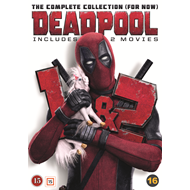 Deadpool 1-2 - The Complete Collection (For Now) (DVD)