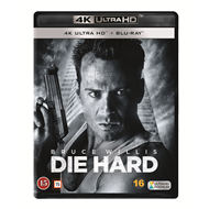 Die Hard - 30th Anniversary Edition (4K Ultra HD + Blu-ray)