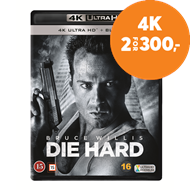 Produktbilde for Die Hard - 30th Anniversary Edition (4K Ultra HD + Blu-ray)