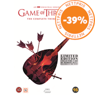Produktbilde for Game Of Thrones - Sesong 3: Limited Robert Ball Edition (DVD)