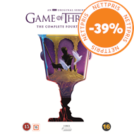 Produktbilde for Game Of Thrones - Sesong 4: Limited Robert Ball Edition (DVD)