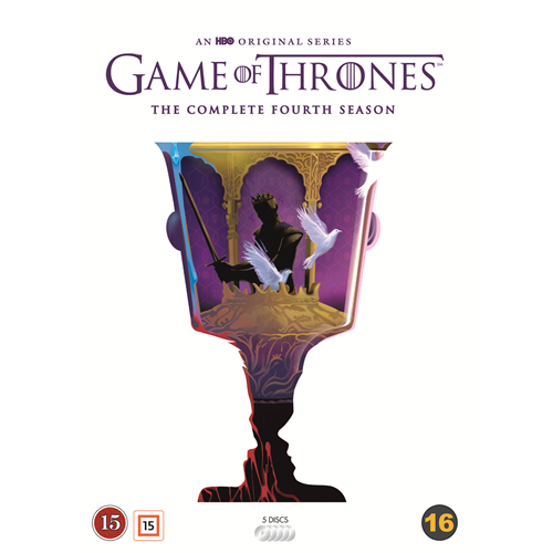 Game Of Thrones - Sesong 4: Limited Robert Ball Edition (DVD)