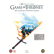 Game Of Thrones - Sesong 7: Limited Robert Ball Edition (DVD)