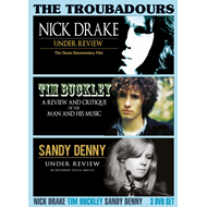 Produktbilde for The Troubadours (Unauthorized Documentaries) (DVD)