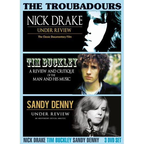 The Troubadours (Unauthorized Documentaries) (DVD)