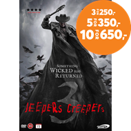 Produktbilde for Jeepers Creepers 3 (DVD)