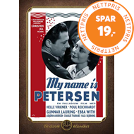 Produktbilde for My Name Is Petersen (DK-import) (DVD)
