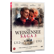 Produktbilde for The Weissensee Saga - Vol. 3 (DK-import) (DVD)