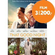 Produktbilde for That Good Night (DK-import) (DVD)