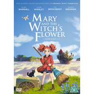 Mary And The Witch's Flower (UK-import) (DVD)