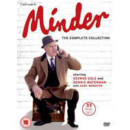 Minder - The Complete Collection (UK-import) (DVD)