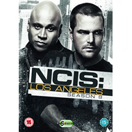 Produktbilde for NCIS Los Angeles - Sesong 9 (UK-import) (DVD)