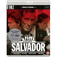 Produktbilde for Salvador - The Masters Of Cinema Series (UK-import) (Blu-ray + DVD)
