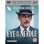 Produktbilde for Eye Of The Needle (UK-import) (Blu-ray + DVD)